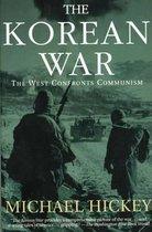 Boek cover The Korean War van Michael Hickey
