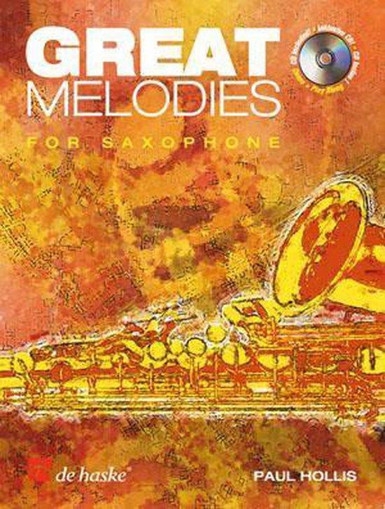 Great Melodies for Alto Saxophone - P. Hollis | Fthsonline.com