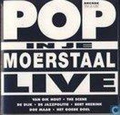 Various Artists - Pop in je moerstaal - Live - (2 CD's)