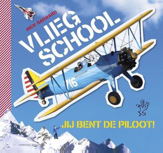 Vliegschool - Barnard |