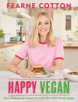 Boek cover Happy Vegan van Fearne Cotton (Onbekend)