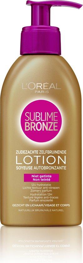 L'Oréal Paris Sublime Bronze Zelfbruinende Lotion - 150 ml