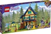 LEGO Friends Paardrijbasis in het Bos - 41683 - Multikleur