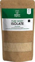 Pure Whey Isolate - Binky Protein