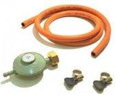 Ooni - Gasslang installatie set - drukregelaar 30mbar