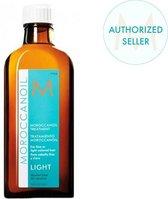 Moroccanoil Treatment Light haarolie Unisex - 100 ml
