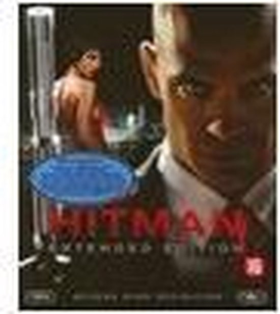 Cover van de film 'Hitman'