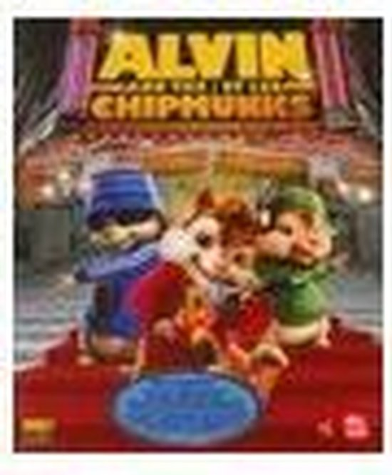 Cover van de film 'Alvin And The Chipmunks'