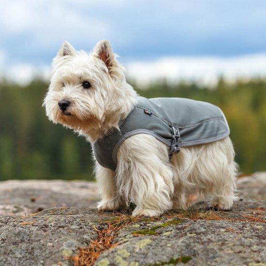 RukkaPets - Koelvest voor honden – Voorkomt Hittestress - Verkrijgbaar in XS, S, M, L, XL - Maat S