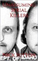 Omslag Unassuming Serial Killers