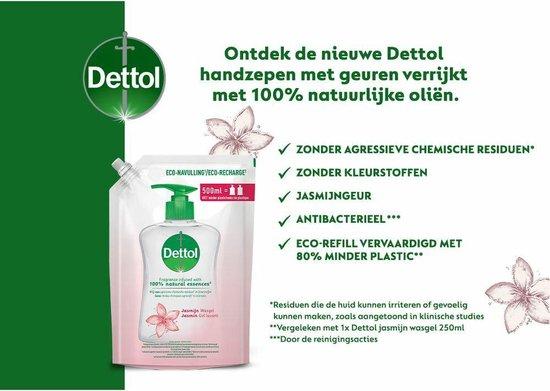 Dettol Handzeep Navulling - Jasmijn - 500ml