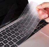 (EU) Keyboard bescherming - MacBook Air 13 inch (2020) - Transparant