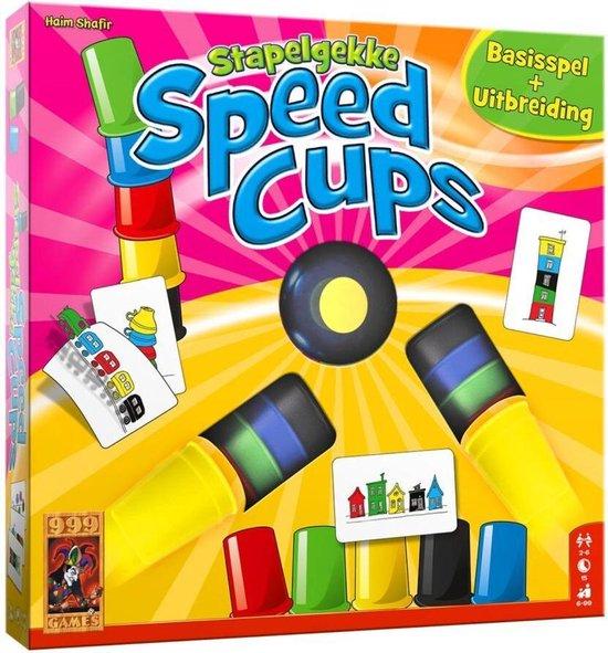 Afbeelding van het spel 999 Games Stapelgekke Speed Cups