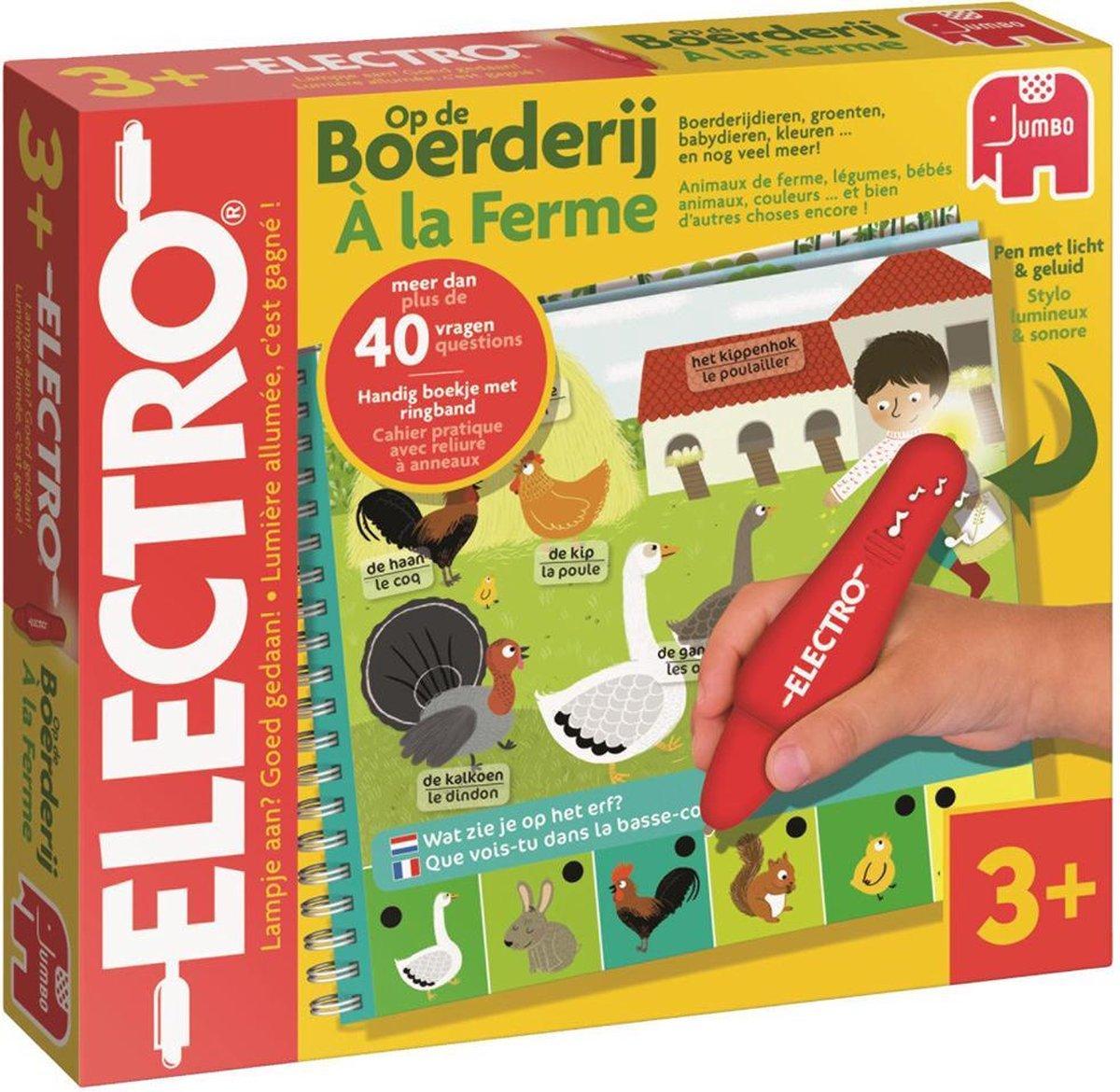 Jumbo Electro Wonderpen Op De Boerderij