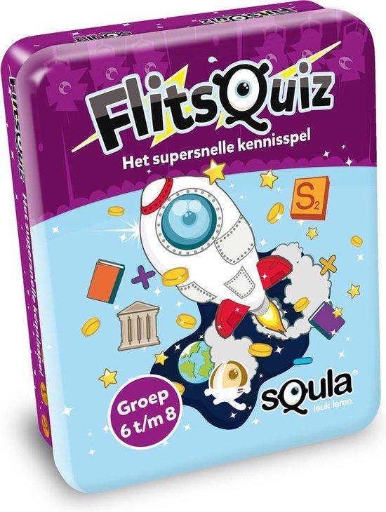 Afbeelding van het spel Identity Games Squla Flitsquiz 6/7/8
