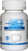 Rhodiola Reishi Plantovitamins 60 Capsules