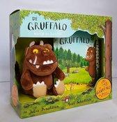 De Gruffalo-cadeauset boekje en knuffel