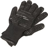 Bastard - Fiber Thermo BBQ handschoenen - Vuurvaste handschoenen - Zwart