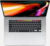 Apple Macbook Pro (2019) Touch Bar MVVL2 - 16 inch - Intel Core i7 - 512 GB - Zilver