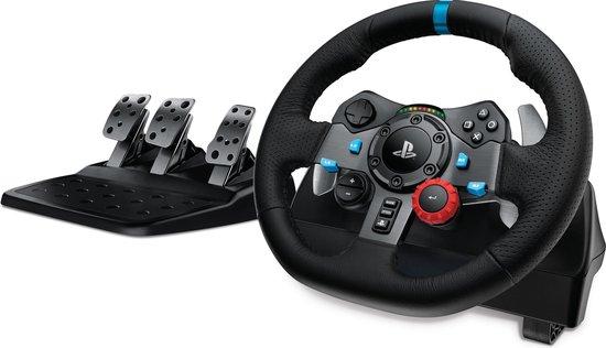Logitech G29 Driving Force Racestuur en Pedalen voor PlayStation 5, PlayStation 4 & PC