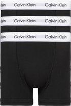 Calvin Klein Boxers 3-pack - Zwart - L