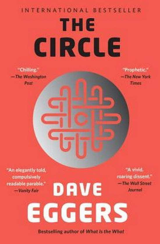 Omslag van The Circle