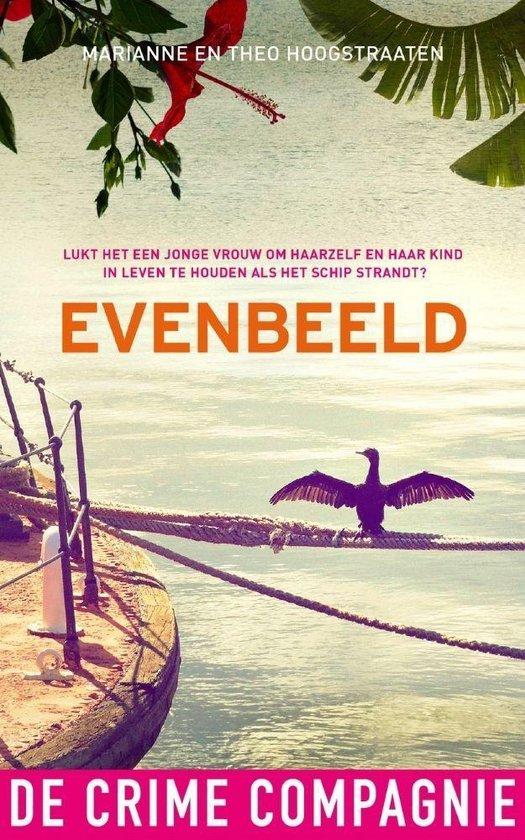 Boek cover Evenbeeld van Marianne Hoogstraaten (Onbekend)