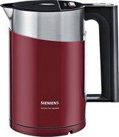Siemens TW86104P Sensor for Senses - Waterkoker - Rood