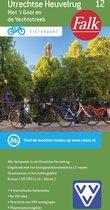 Falk VVV fietskaart 12 Utrechtse Heuvelrug