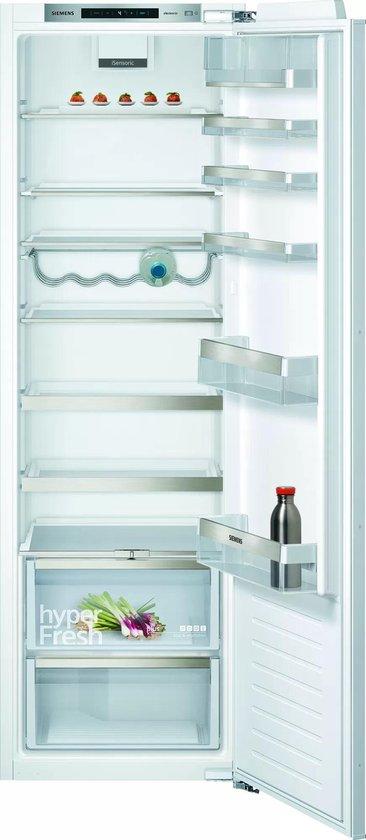 Inbouw koelkast: Siemens koelkast (inbouw) KI81RAFE0, van het merk Siemens