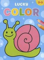 Deltas Kleurboek Lucky Color 21 Cm