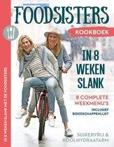 Omslag In 8 weken slank - Foodsisters