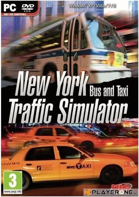 New York Bus & Taxi Traffic Simulator – Windows