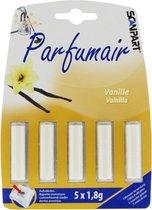 Scanpart Parfumair Geursticks Vanille