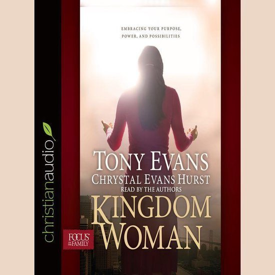 Boek cover Kingdom Woman van Tony Evans (Onbekend)
