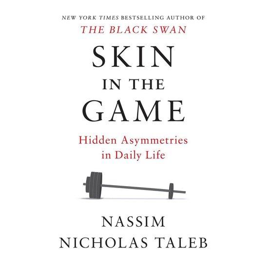 Boek cover Skin in the Game van Nassim Nicholas Taleb (Onbekend)