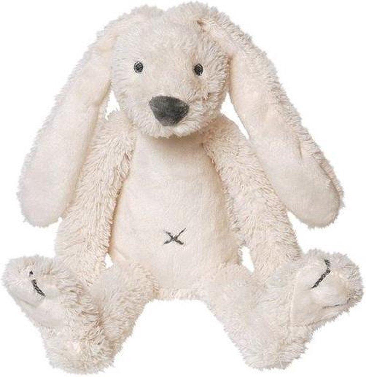 Happy Horse Knuffel konijn Tiny Rabbit Richie 28 cm ivory  -  Maat E n