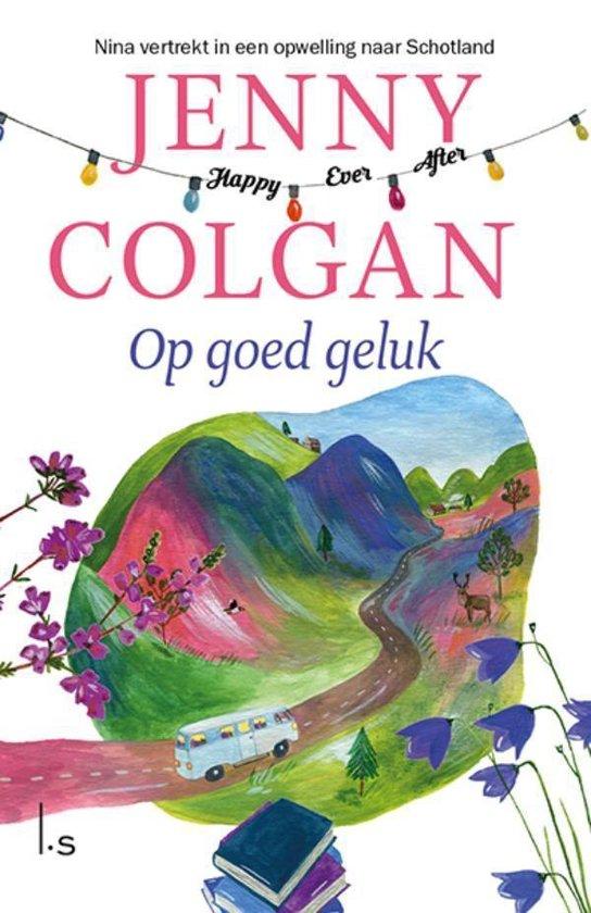 Boek cover Op goed geluk van Jenny Colgan (Onbekend)