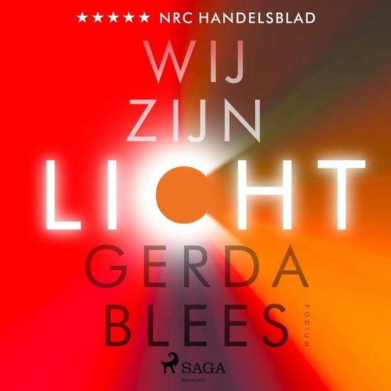 Boek cover Wij zijn licht van Gerda Blees (Onbekend)