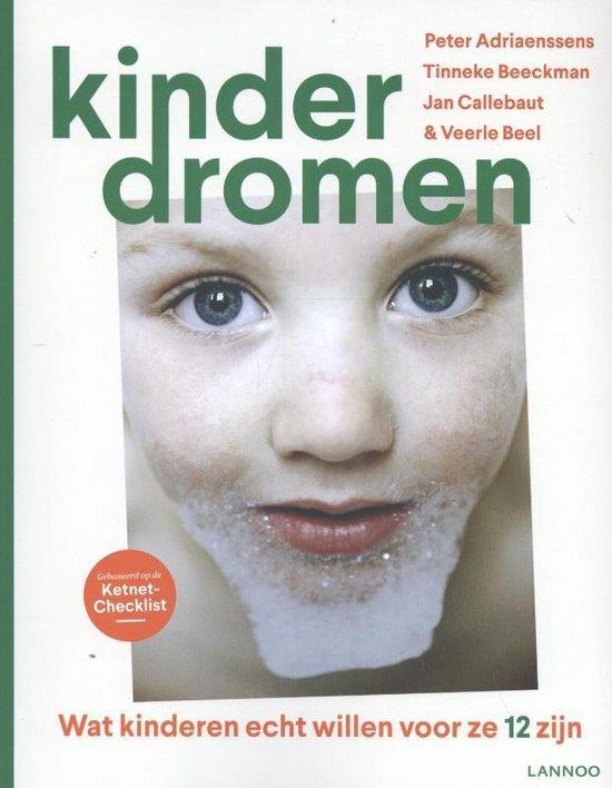 Boek cover Kinderdromen van Peter Adriaenssens (Onbekend)