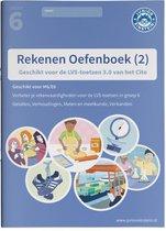 Deel 2 2 -   Rekenen Oefenboek deel 2 groep 6