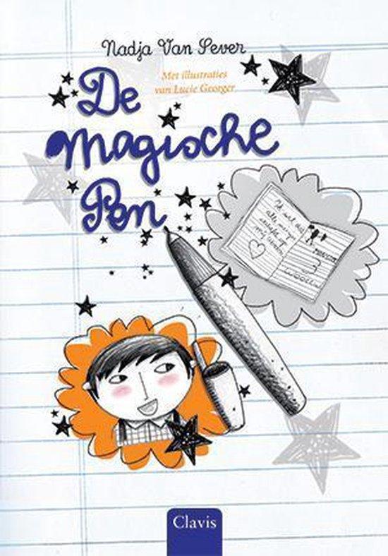 Cover van het boek 'De magische pen' van Nadja van Sever