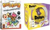 Spellenset - 2 stuks - Keer op Keer 2 & Dobble Classic