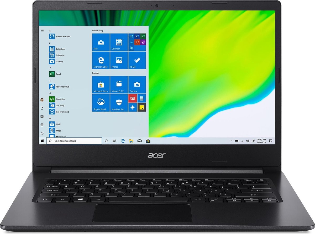 Acer Aspire 3 A314-22-R5SX - Laptop - 14 inch