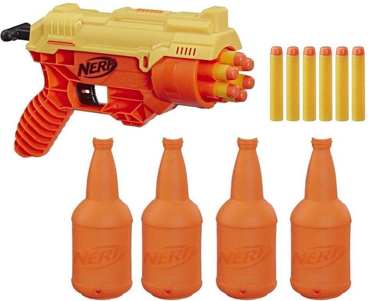 NERF Alpha Strike Cobra RC-6 Target Set