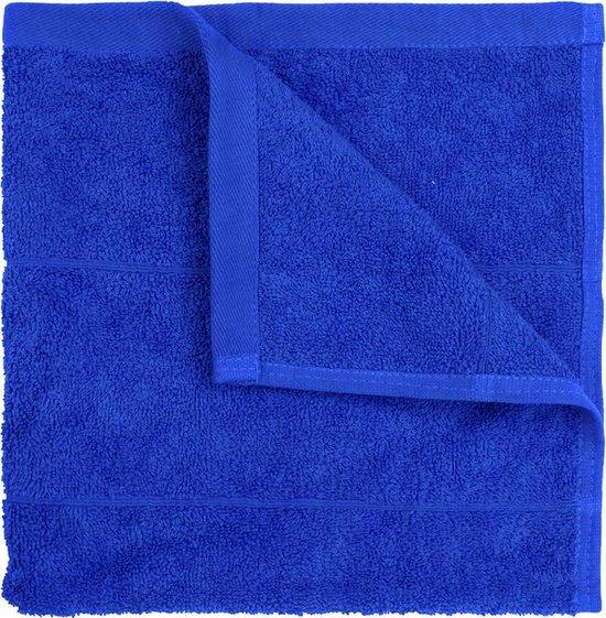 The Keukendoek Royal Blauw 50x50cm