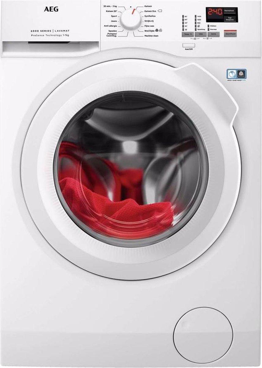 AEG ProSense L6FBN74K – Wasmachine