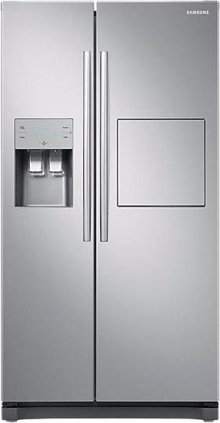 Samsung RS50N3803SA - Amerikaanse koelkast - RVS