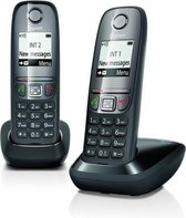 Gigaset A475 - Duo DECT telefoon - Zwart