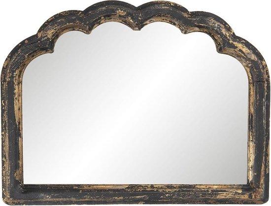 Spiegel 66*4*51 cm Goudkleurig | 62S148 | Clayre & Eef